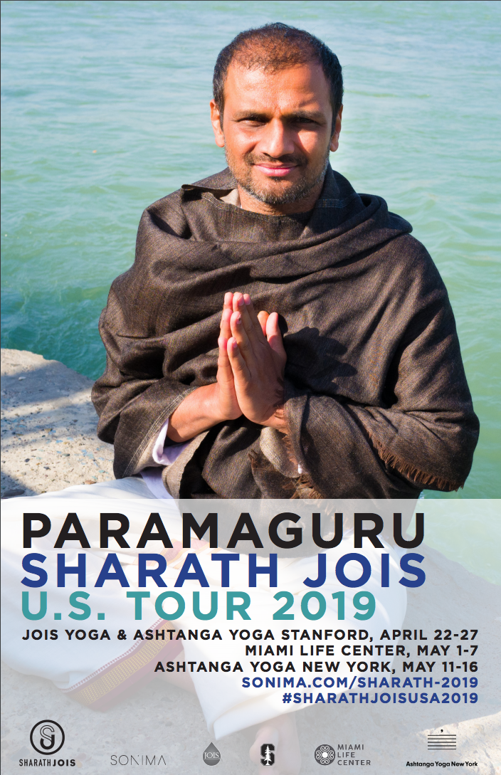 sharath tour2019